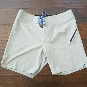 Lululemon Athletica gray shorts